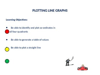 PLOTTING STRAIGHT LINE GRAPHS 2