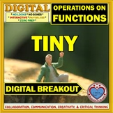 TINY: Digital Breakout about Operations on Functions & Inverses