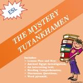 THE MYSTERY BEHIND TUTANKHAMEN