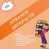 STRANGE ARTEFACTS