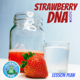 STRAWBERRY DNA LAB | Lesson Plan | Experiment | Home Scien