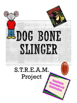 **STEM** *STEAM* STREAM Project Based Lesson 4th Grade