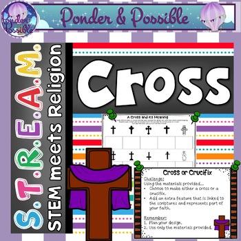 STREAM - STEM Meets Religion - 'Lent & Easter Cross'