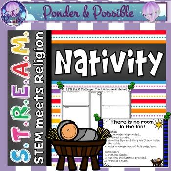 STREAM - STEM Meets Religion - 'Christmas Nativity - The Birth of Jesus'
