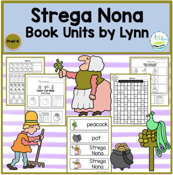 STREGA NONA  BOOK UNIT