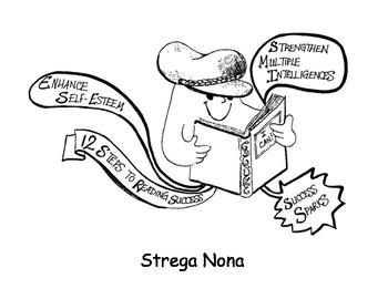 STREGA NONA Success Sparks Reading Adventure!