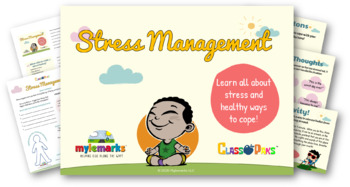 STRESS MANAGEMENT CLASSPAK (PPS)
