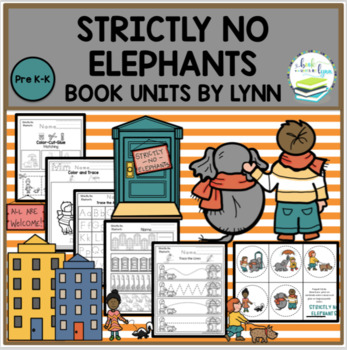 STRICTLY NO ELEPHANTS BOOK UNIT