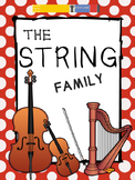 STRING FAMILY ACTIVITIES