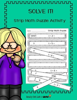 STRIP MATH ACTIVITIES