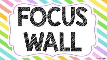 STRIPED Focus Wall Headers
