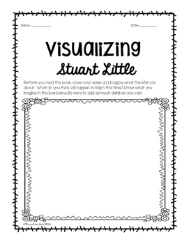 STUART LITTLE GUIDED READING UNIT FREEBIE
