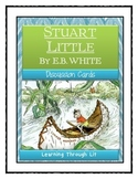 E.B. White STUART LITTLE - Discussion Cards
