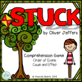 STUCK by Oliver Jeffers comprehension game