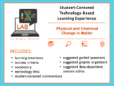 STUDENT-CENTERED LEARNING EXPERIENCE:  Change and Chemical