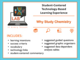 STUDENT-CENTERED LEARNING EXPERIENCE:  Why Study Chemistry