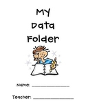 Student Data Folder Subject Divider Pages (EDITABLE)