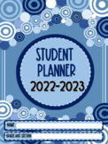 STUDENT PLANNER 2018-2019 - UPDATED EVERY YEAR FOR FREE!!