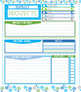 STUDENT PLANNER 2018-2019 - COLORFUL & EDITABLE! UPDATED EVERY YEAR FOR FREE!!