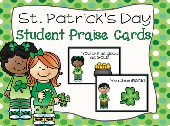 St. Patrick's Day Brag Tags