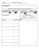 STUDENT SELF-ASSESSMENT FORMS