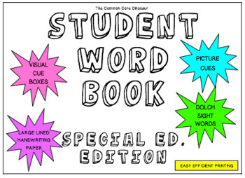Student Word Book
