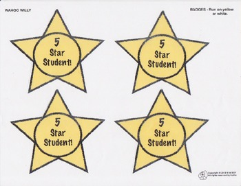 Writing Rubric for Students and Parents