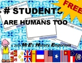 STUDENTS Are Human Too