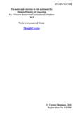 STUDY NOTES - PDF - F.I. - Gr. 2 - Ont. Min. of Ed. - Apri