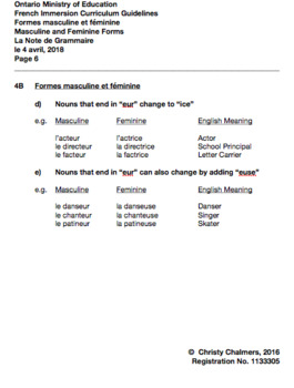 STUDY NOTES - PDF - GR. 4 F.I. - ONT. MIN. OF ED. - JULY 24, 2018
