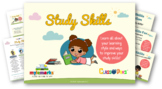 STUDY SKILLS CLASSPAK (PPS & Google Slides)