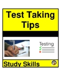 Test Taking Tips & Strategies - Test Prep Unit l Distance Learning