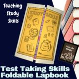 Study Skills: Test Taking Skills Activity