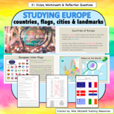 STUDYING EUROPE: COUNTRIES FROM A-I