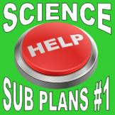 SUB PLAN 01 - HEALTHY FOOD (Science / Language Arts / Health / P.E.)