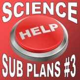 SUB PLAN 03 - EXTREME SPORTS (Science / Health / P.E. / Language Arts)
