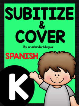 SUBITIZE & COVER in Spanish
