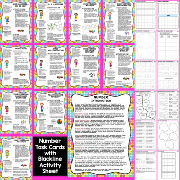 SUBITIZING NUMBER ACTIVITIES BUNDLE EDITABLE PowerPoint Flash Cards Activities