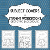 #ausbts19 CUTE SUBJECT BOOK COVERS (Back To School)
