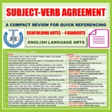SUBJECT VERB AGREEMENT: 10 RULES