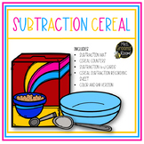 SUBTRACTION CEREAL