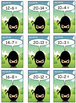 Subtraction Game: (Just Like Me) - A Math Game for developing Number Fluency