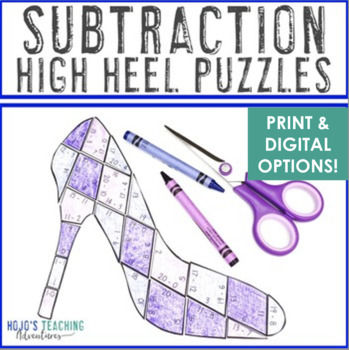 SUBTRACTION Mothers Day Ideas: Make a Mothers Day Card | FUN Mothers Day Math