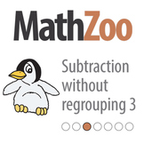 SUBTRACTION WITHOUT REGROUPING 3: 3 Digit Subtraction