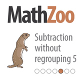 SUBTRACTION WITHOUT REGROUPING V: Big(!) numbers (billions