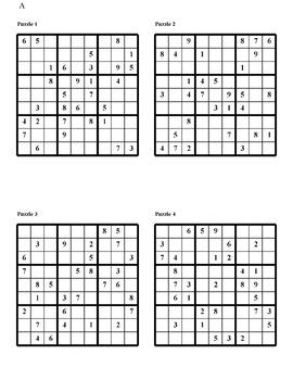 SUDOKU Super Challenge Very Hard Puzzle Book