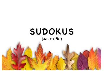 Fall Sudokus | SUDOKUS de OTOÑO