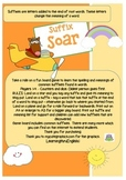 SUFFIX BOARD GAME - SUFFIX SOAR - SUPPORTING WORD LIST PRINTABLE