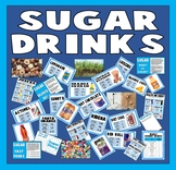 SUGAR - RESOURCES DISPLAY FOOD TECHNOLOGY HEALTHY EATING SCIENCE DIET