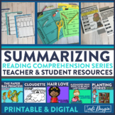 SUMMARIZING BUNDLE read aloud lessons and activities